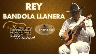 Rey Bandola Llanera 2018