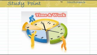 Time and Work -Solved Examples- Part 2