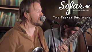The Teskey Brothers   Crying Shame | Sofar NYC