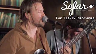 The Teskey Brothers   Crying Shame | Sofar NYC