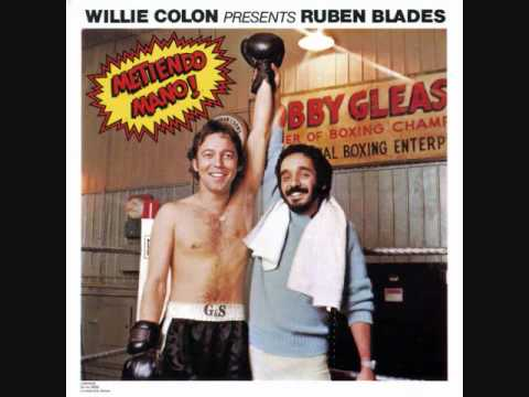 Ruben Blades & Willie Colon Segun El Color.wmv