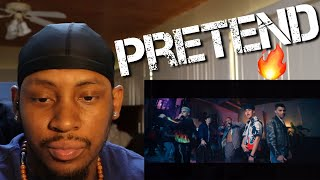 "CNCO   Pretend (Official Video) ""Reaction"""