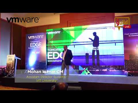 VMware as a technology partner enabled VIT's digital transformation journey