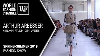 Arthur Arbesser Spring-summer 2019 Milan Fasion Week