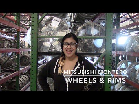 Factory Original Mitsubishi Montero Wheels & Mitsubishi Montero Rims – OriginalWheels.com