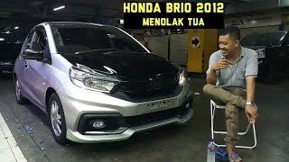 HONDA BRIO 2012 MENOLAK TUA - UPGRADE Eksterior & Interior ke Tampilan Honda All New Brio RS 2018