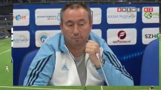 Астана сыграла в ничью со «Спартаком» из Юрмалы
