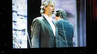 Andrea Bocelli in Moscow   'O surdato 'nnammurato