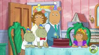 ARTHUR: Happy Birthday, D.W.!