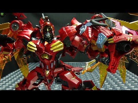 Perfect Effect BEAST GORIRA (Optimal Optimus): EmGo's Transformers Reviews N' Stuff