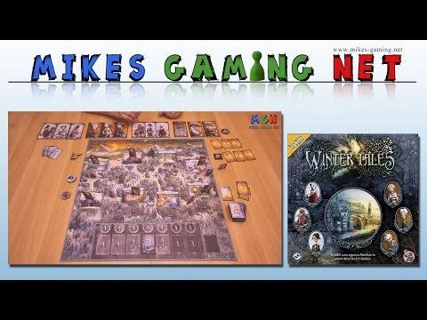 Winter Tales   Verlag: Heidelberger Spieleverlag