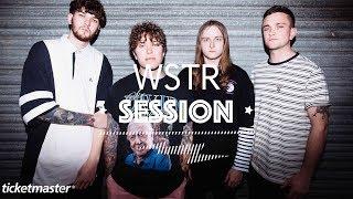 Gambar cover WSTR - 'Crisis' | Ticketmaster Session
