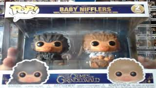 JUST RELEASED! THE CRIMES OF GRINDELWALD FUNKO POPS ON HAND! MUST WATCH!