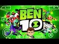 [15MB] How to Download Ben 10 Game For Android Full Highly Compress in Android