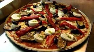 The Marcellina Gourmet Verdura pizza