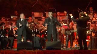 Placido Domingo & Jose Carreras Non ti scordar di me