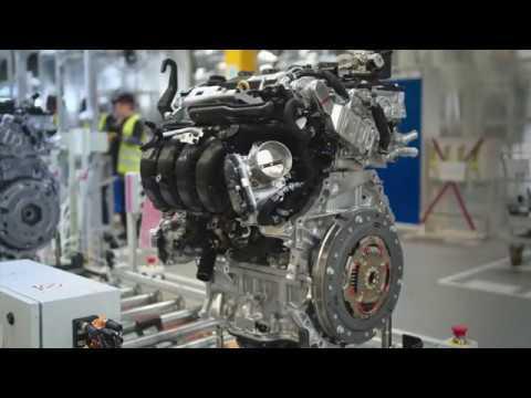 Wdrożenie do produkcji silników TNGA