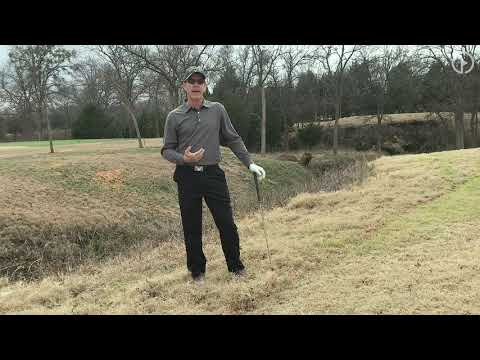 How to Chip With Your Hips in Severe Rough