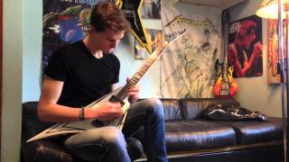 Kissing The Shadows - Children Of Bodom (Solo Cover) - Full HD