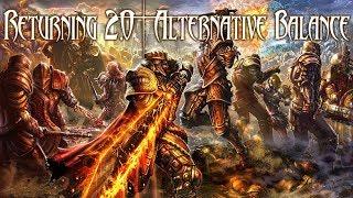 Возвращение 2.0 + Alternative Balance (Кошмарный Сон) #1 Welcome to Hell