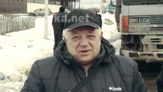 Тверская область Дальнобойщик из Украины не остался без помощи