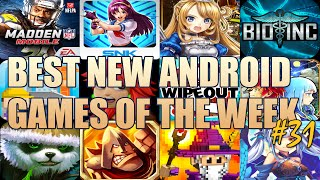 Best New Free Android Games of the Week #31