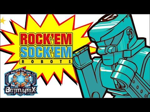 Rock Em' Sock Em' Robots Live Hack...Back Once Again With The Ill Behavior!
