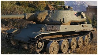 AMX M4 mle. 51 • STEEL WALL OF FRANCE • WoT Gameplay