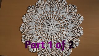 Doily #10 Part 1 Of 2