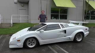 Вот почему Lamborghini Countach стоит $300 000 ОБЗОР (Doug DeMuro на русском)