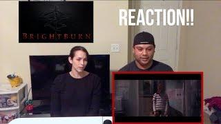 Bright burn - Official Trailer Reaction!