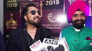 Vicky Kaushal at Punjabi Icon Awards 2019
