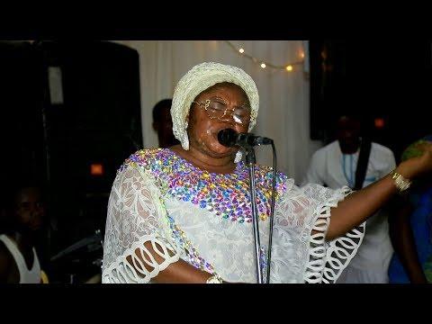 ESTHER IGBEKELE'S ECSTATIC PERFORMANCE @ SIR K OLUWO'S 50TH BIRTHDAY