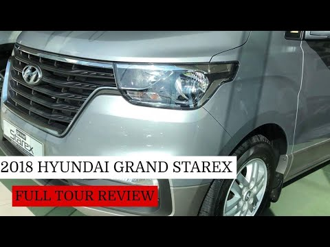 2018 Hyundai Grand Starex CRDi (FACELIFT) || FULL TOUR REVIEW