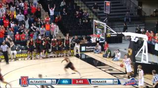 Altavista's Juan Thornhill Puts on a Dunk Fest in the VHSL 1A Finals