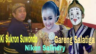 Limbukan dieer Ki H Sukron Suwondo Gareng Salatiga & Dimas Niken Salindry 131018 Sanankulon Blitar