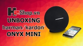H2shop Unboxing Loa Harman Kardon Onyx Mini
