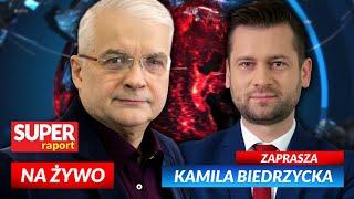 SE Włodzimierz Cimoszewicz i Kamil Bortniczuk [NA ŻYWO] Super RAPORT