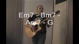 Whitesnake - Is this love - lyrics & chords ,  acoustic.wmv