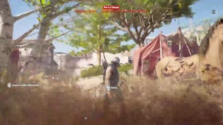 Assassin's creed odyssey  - gameplay live  PS4