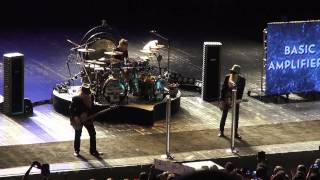 ZZ Top on Stage in Russia, Moscow, Crocus City Hall, 16 July  2012. full Concert.