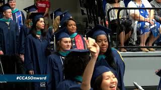 2018 CCAS Master's Celebration