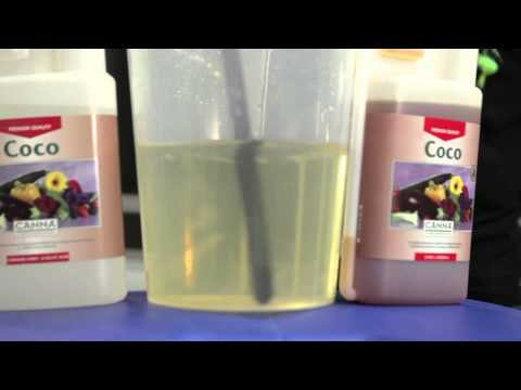 Preparing your nutrient tank - Ep02 S1 by CANNA
