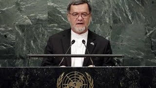 Afghanistan EXPOSES Pakistan At United Nations
