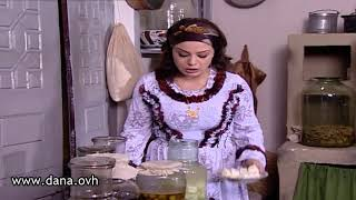باب الحارة - جميلة و دلال : شغل بيت أبو بشير عليي .. انت عروس جديدة حماتك مدللتك ! دانة جبر