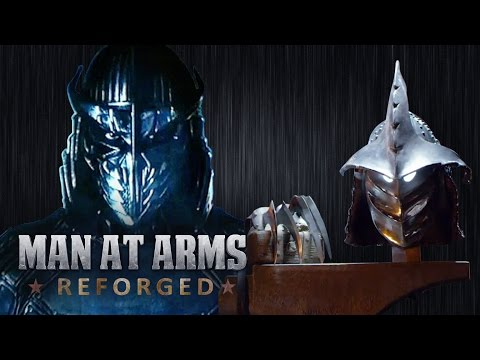 Shredder'S Helmet and Arms Blades (Tmnt)