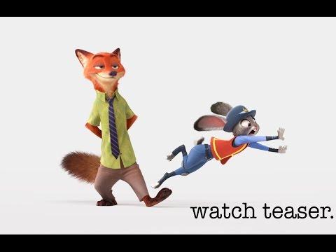Zootopia (2016) Teaser Trailer
