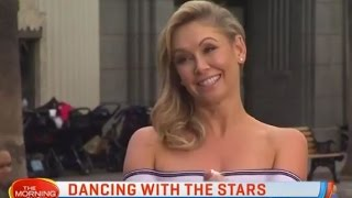 Kym Johnson Herjavec found love on Dancing with the Stars