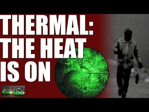 Airgun hunting with THERMAL – AirHeads, episode 5