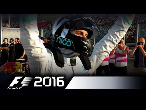 Vídeo do F1 2016